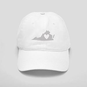Heart Virginia Cap