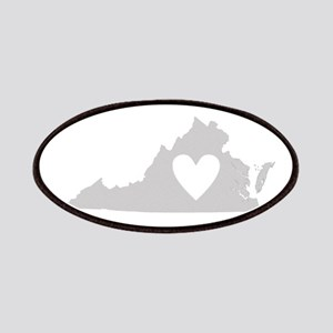 Heart Virginia Patches