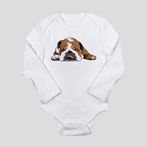 Teddy the English Bulldog Body Suit