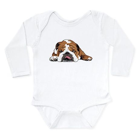 Teddy the English Bulldog Body Suit