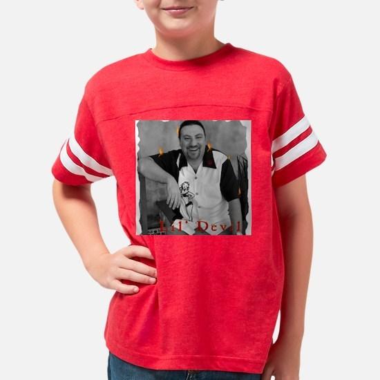seblildevil4 Youth Football Shirt