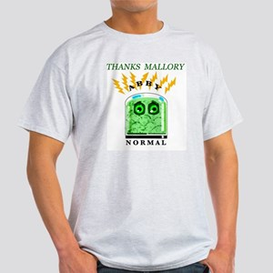 THANKS MALLORY Light T-Shirt