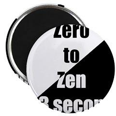 Zero to Zen Magnet