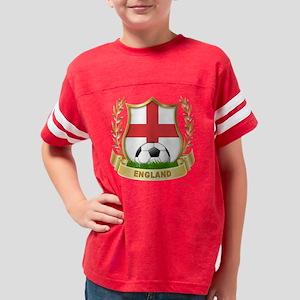 4-england Youth Football Shirt