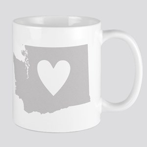 Heart Washington Mug