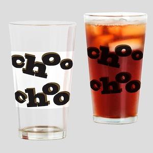 Choo Choo Drinking Glass