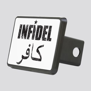 Original Infidel Rectangular Hitch Cover