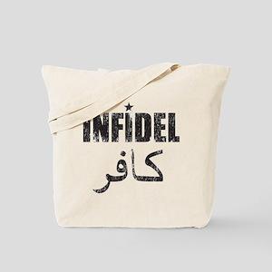 Original Infidel Tote Bag