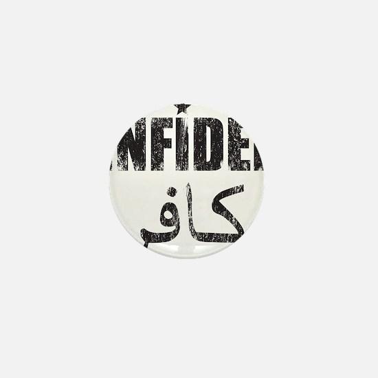 Original Infidel Mini Button