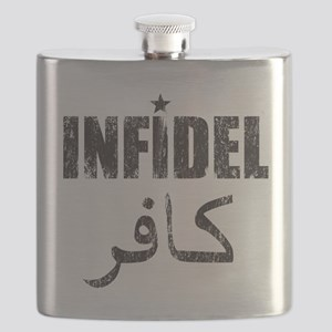 Original Infidel Flask