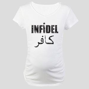 Original Infidel Maternity T-Shirt