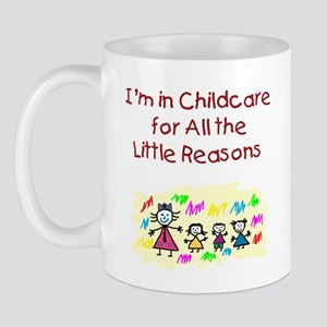 Little Reasons Mug