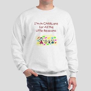 Little Reasons Sweatshirt
