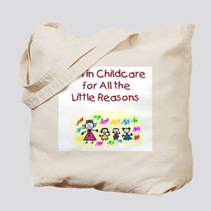 Little Reasons Tote Bag