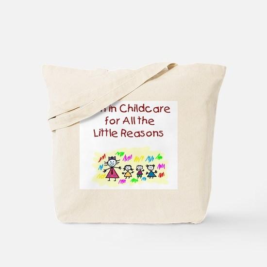 Little Reasons Tote Bag
