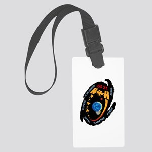 Expedition 31 Large Luggage Tag