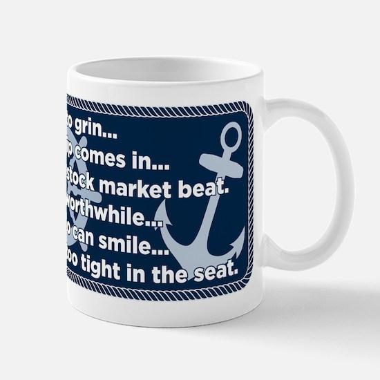 Caddyshack Yacht Club Poem Mug