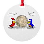 Bird Seed Ball Ornament