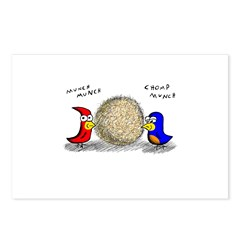 Bird Seed Ball Postcards (Package of 8)