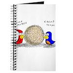 Bird Seed Ball Journal