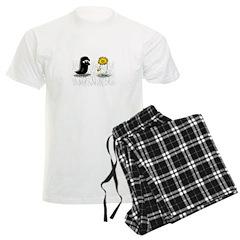 Lewis and Flower Pajamas