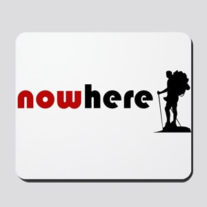 Nowhere Mousepad