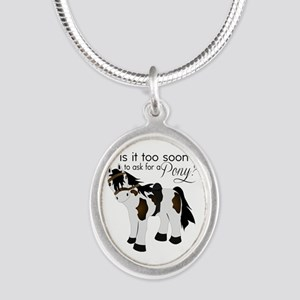 Is it too soon to ask for a Pony Necklaces