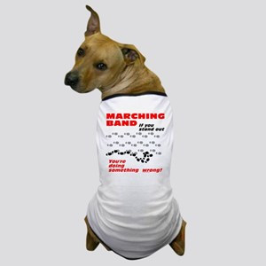 Marching Band Dog T-Shirt