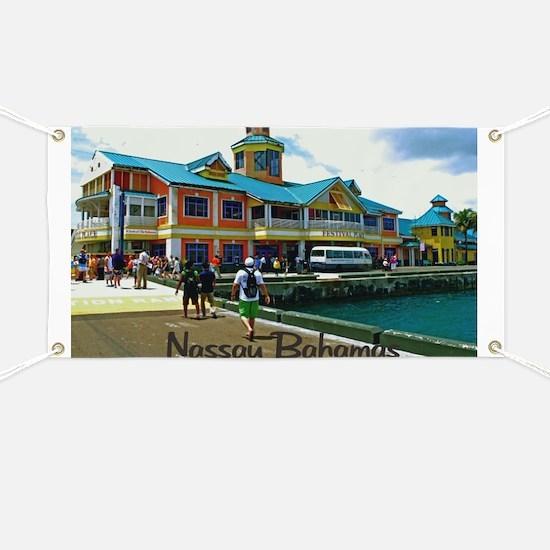 Nassau Bahamas Banner