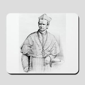 His eminence Cardinal McCloskey - 1875 Mousepad