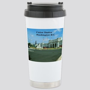 Union Station Stainless Steel Travel Mug