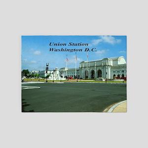 Union Station 5'x7'Area Rug