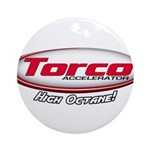 Torco Accelerator Ornament (Round)