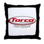 Torco Accelerator Throw Pillow