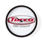 Torco Accelerator Wall Clock