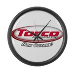 Torco Accelerator Large Wall Clock