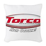 Torco Accelerator Woven Throw Pillow