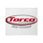 Torco Accelerator Throw Blanket