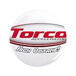 """Torco Accelerator 3.5"""" Button"""