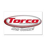 Torco Accelerator Car Magnet 20 x 12