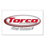 Torco Accelerator Sticker
