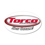 Torco Accelerator Wall Decal