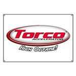 Torco Accelerator Banner