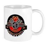 "Official ""50 Years of Midgets"" Mug"