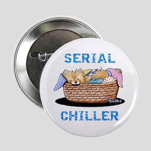 "Pom Serial Chiller 2.25"" Button"