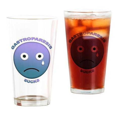 GP Sucks Drinking Glass