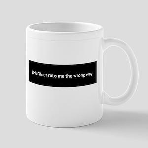 Bob Filner rubs me the wrong way Mug