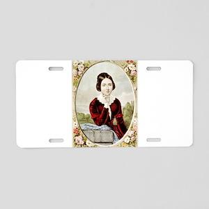 Josephine - 1847 Aluminum License Plate