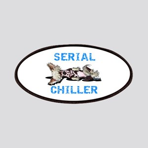Chinese Crested Serial Chiller Patches