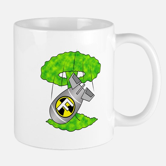"Nuclear ""F"" Bomb Mug"